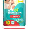 pampers baby dry pants diaper muzaffarpureshop