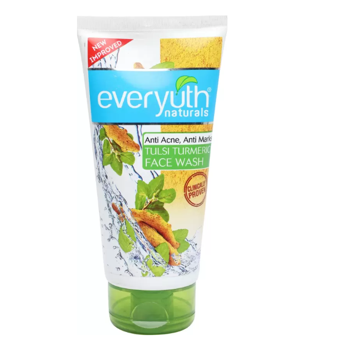 everyouth face wash