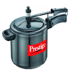 prestige cooker muzaffarpureshop 5 ltr antibulge black