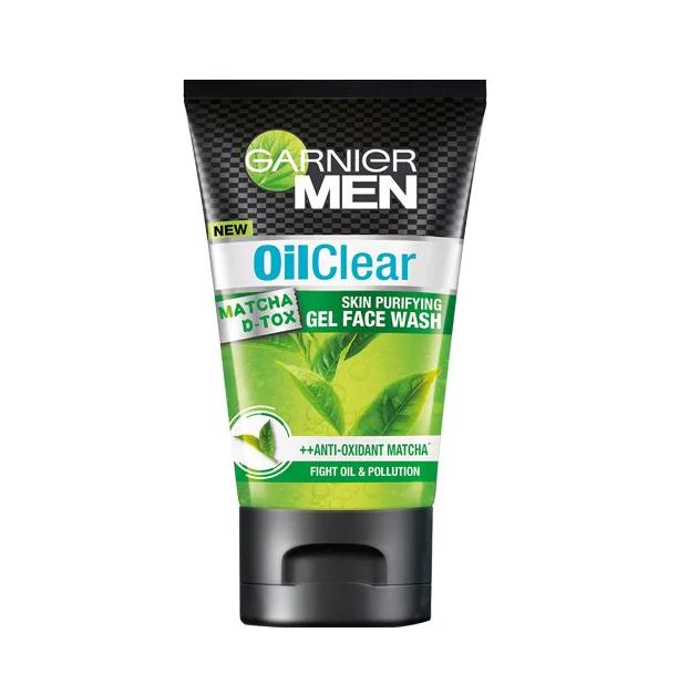 oil clear men