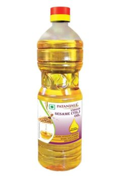 patanjali til oil