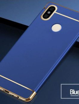 redmi blue cover