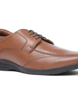 BATA Brown Formal Shoes For Men
