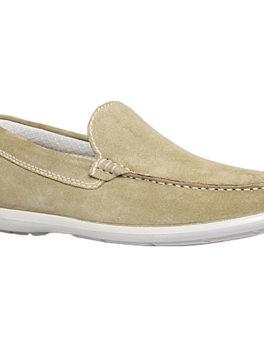 BATA Green Loafers For Men_01