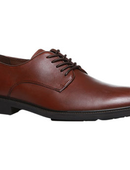 HUSH PUPPIES HUSH PUPPIES Brown Formal Shoes For Men_01