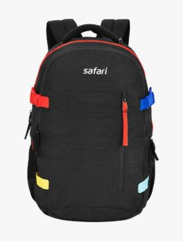 Signature 44 Ltrs Black backpack_01