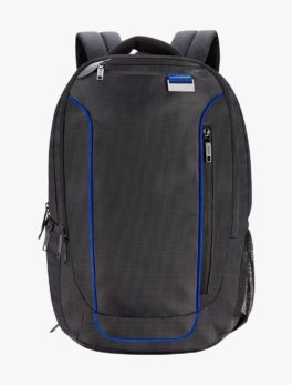 Sprint 32 Ltrs Black bag backpack_001