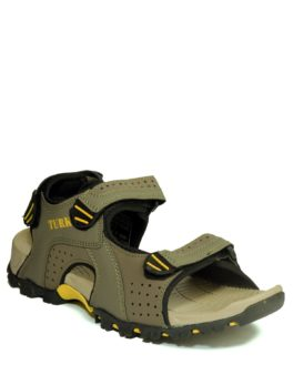 TURK OLIVE CASUAL FLOATER SANDAL_01