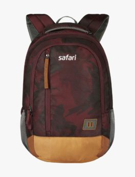 Warfare 35 Ltrs Wine backpack_01