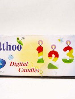 MITHOO DIGITAL CANDLE (BOX)
