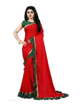 Geogrette RUFFLE SAREE 7