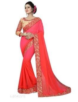 Geogrette SAREE