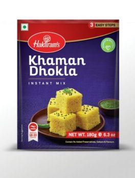 Haldiram's KHAMAN DHOKLA