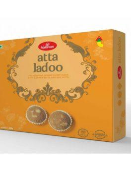Haldiram's Atta Mewa Ladoo