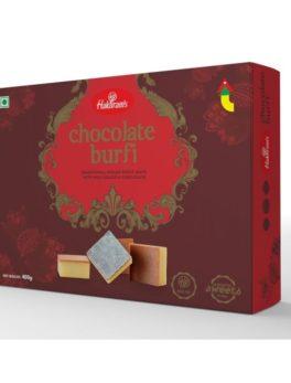 Haldiram's Chocolate Burfi