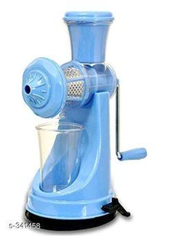 blue juicer