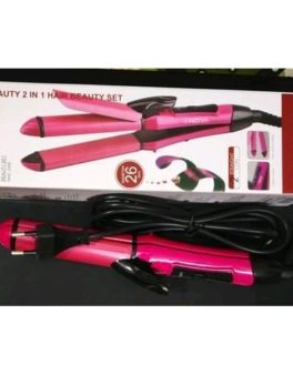 hair dryer ..and curler