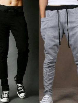 track pant muzaffarpureshop black grey