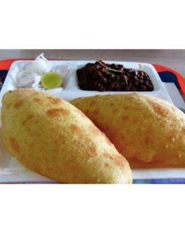 Haldiram's Choley Bhature