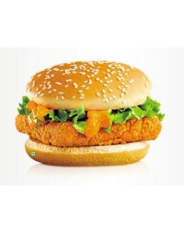 Haldiram's Paneer Burger