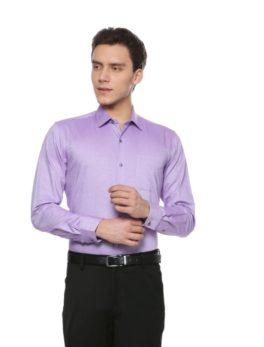 Peter England Lilac Shirt