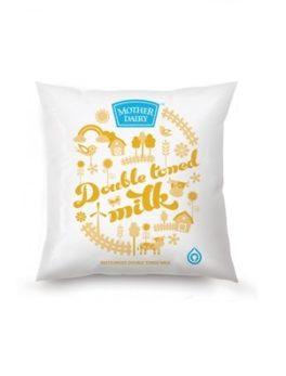 double tonned milk muzaffarpureshop mother dairy