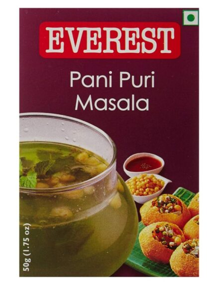 Everest Pani Puri Masala