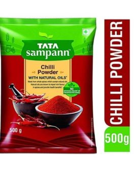 tata chilli powder