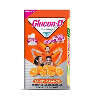 Glucon-D Orange 200 Gm