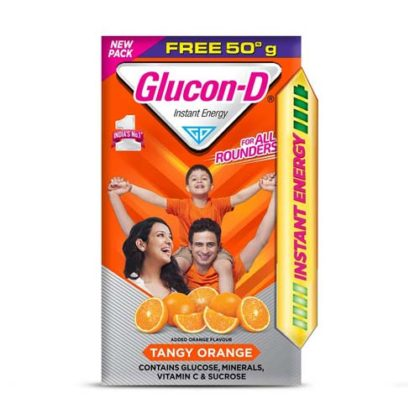 Glucon-d Orange 500gm