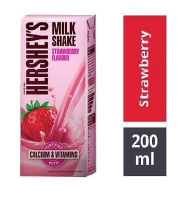 Hersheys-milk-shake Stawberry