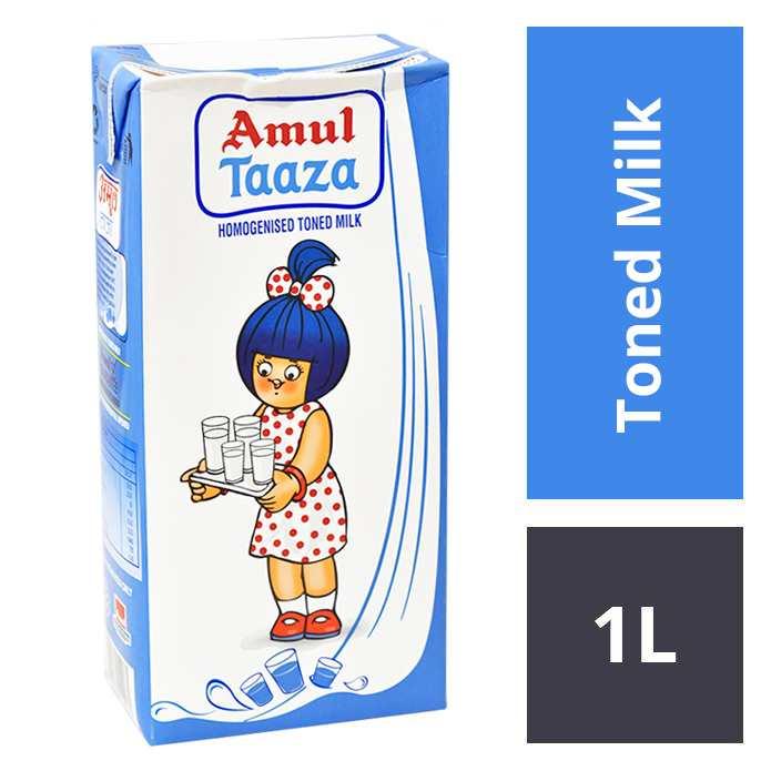Milk 1 L AMUL