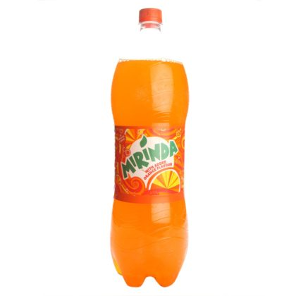 Mirinda Soft Drink – Orange