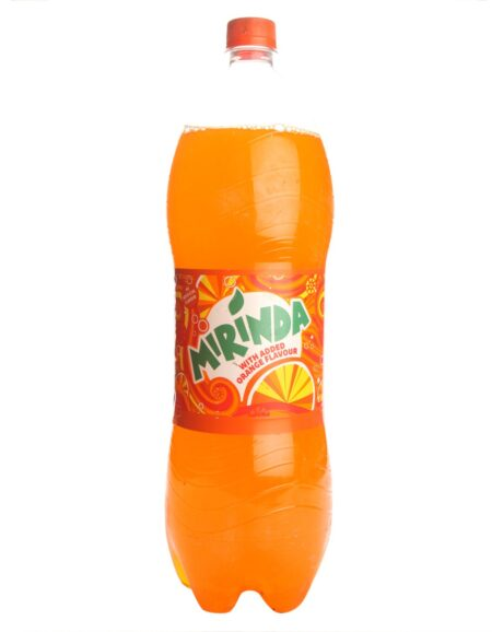 Mirinda Soft Drink - Orange