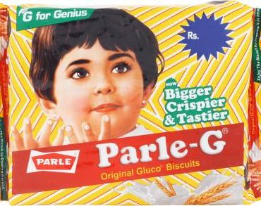Parle G Original Gluco Biscuits (20 g Extra in Pack) (110 g)