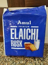Amul Premium Elaichi Rusk Toast 200g